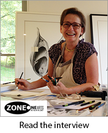 Zone One Arts Interview with Susannah Blaxill